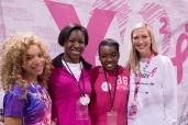young women walking yw2 2013 Atlanta Susan G. Komen 3-Day Breast Cancer Walk
