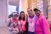 pink team 2013 Atlanta Susan G. Komen 3-Day Breast Cancer Walk
