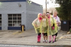 rain poncho 2013 Atlanta Susan G. Komen 3-Day Breast Cancer Walk