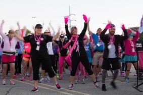stretch 2013 Dallas Fort Worth Susan G. Komen 3-Day breast cancer walk