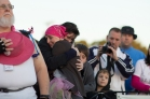 hug opening 2013 Dallas Fort Worth Susan G. Komen 3-Day breast cancer walk
