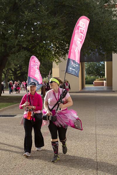 closing flag 2013 Dallas Fort Worth Susan G. Komen 3-Day breast cancer walk2013 Dallas Fort Worth Susan G. Komen 3-Day breast cancer walk