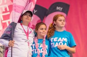 mother daughter closing 2013 Dallas Fort Worth Susan G. Komen 3-Day breast cancer walk