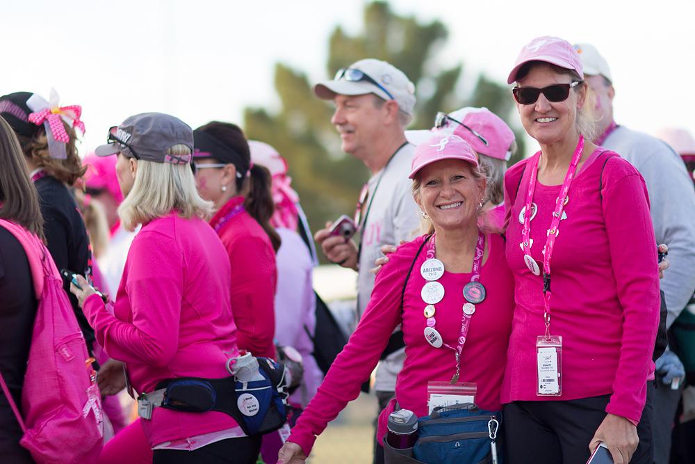 Susan G. Komen 3-Day Arizona Breast Cancer Walk