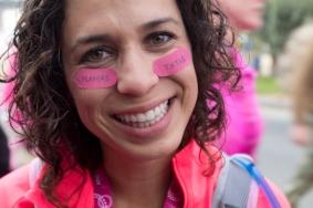 smile 2013 San Diego Susan G. Komen 3-Day breast cancer walk