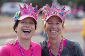crown 2013 San Diego Susan G. Komen 3-Day breast cancer walk