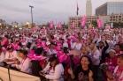 closing ceremony 2013 San Diego Susan G. Komen 3-Day breast cancer walk