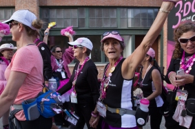 team closing 2013 San Diego Susan G. Komen 3-Day breast cancer walk