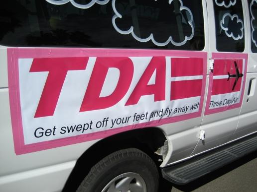 TDA sweep
