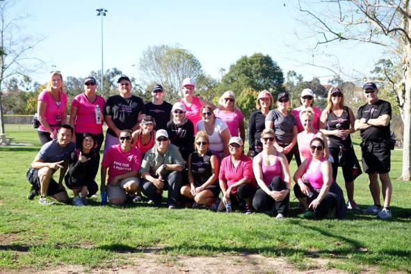 Komen_3Day_San Diego_Walk and Talk 3-8