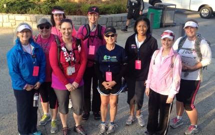 2014 susan g. komen 3-day breast cancer walk atlanta training