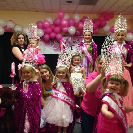 susan g. komen 3-Day breast cancer walk fundraiser fundraising beauty pageant