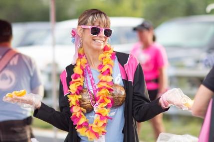 susan g. komen 3-Day breast cancer walk healthy snacks food