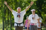 susan g. komen 3-day breast cancer walk reasons why it's great to be a guy on the 3-Day john shinar