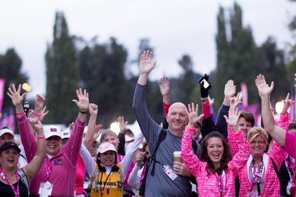 susan g. komen 3-day breast cancer walk reasons why it's great to be a guy on the 3-Day conversations with women