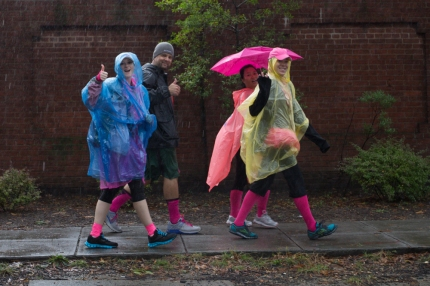 susan g. komen 3-day breast cancer walk reasons why it's great to be a guy on the 3-Day shower
