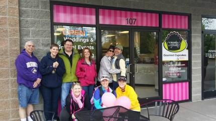 susan g. komen 3-Day breast cancer walk seattle training walk and talk