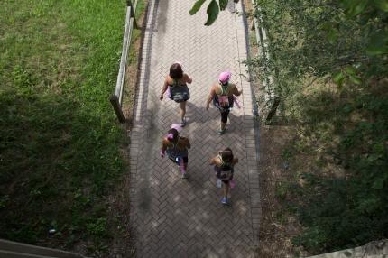 susan g. komen 3-Day breast cancer walk training