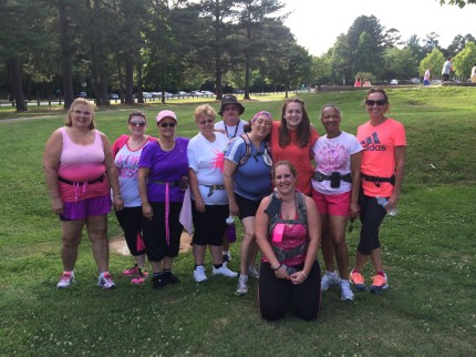 susan g. komen 3-Day breast cancer walk june atlanta training lawrenceville