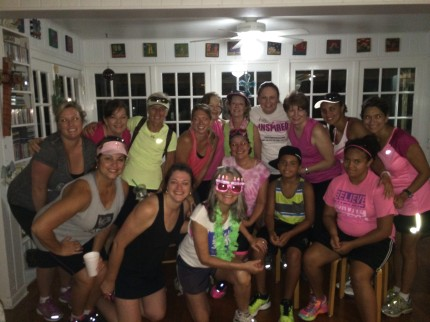susan g. komen 3-Day breast cancer walk june tampa team 211