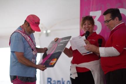 susan g. komen 3-day breast cancer walk michigan day 1 top crew fundraiser
