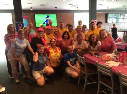 susan g. komen 3-Day breast cancer walk july meet-up round-up boston meet up july
