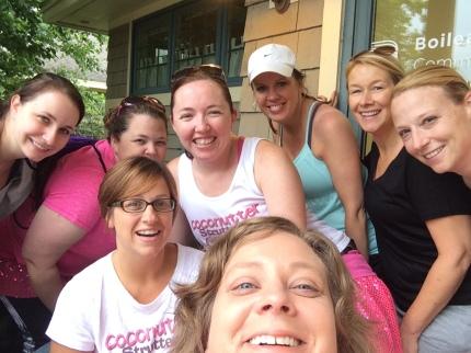 susan g. komen 3-Day breast cancer walk july meet-up round-up  michigan packing workshop training walk