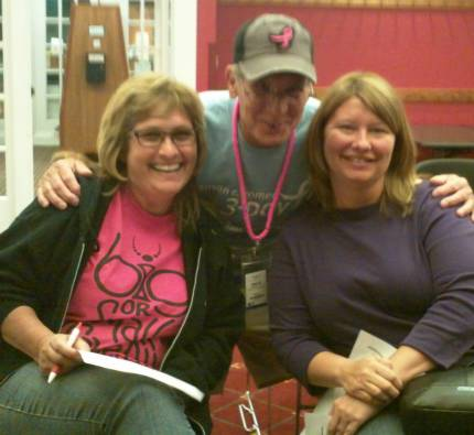 susan g. komen 3-Day breast cancer walk july meet-up round-up  michigan packing
