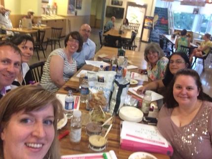 susan g. komen 3-Day breast cancer walk july meet-up round-up july meet-up philadelphia
