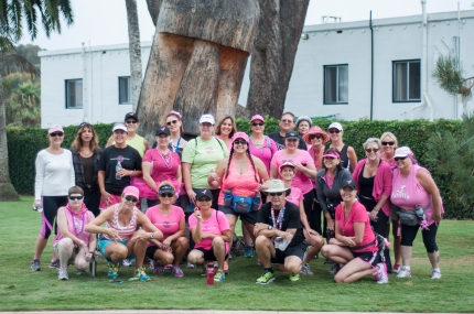 susan g. komen 3-Day breast cancer walk july meet-up round-up july san diego training walk