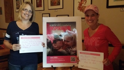 susan g. komen 3-Day breast cancer walk july meet-up round-up  seattle meet up july