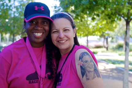 susan g. komen 3-Day breast cancer walk 60 miles blog sasha lehocky