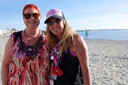 susan g. komen 3-Day breast cancer walk blog 60 miles san diego