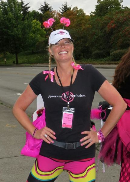susan g. komen 3-Day breast cancer walk 60 miles blog meet the coaches san diego kim collings