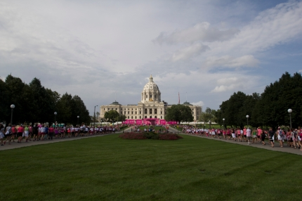 susan g. komen 3-Day walk blog 60 miles breast cancer twin cities