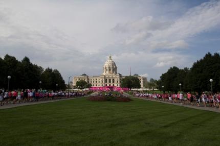 susan g. komen 3-Day walk blog 60 miles breast cancer twin cities