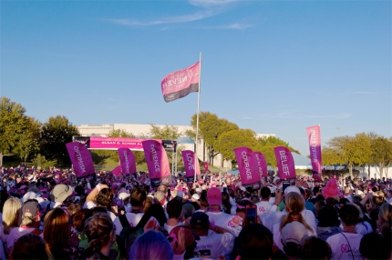 susan g. komen 3-Day walk blog 60 miles breast cancer dallas fort worth