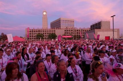 susan g. komen 3-Day walk blog 60 miles breast cancer san diego