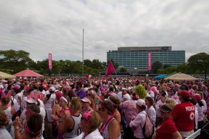 susan g. komen 3-Day walk blog 60 miles breast cancer michigan
