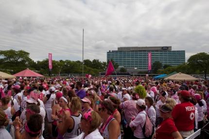 susan g. komen 3-Day walk blog 60 miles breast cancer michigan