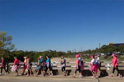susan g. komen 3-Day breast cancer walk blog training