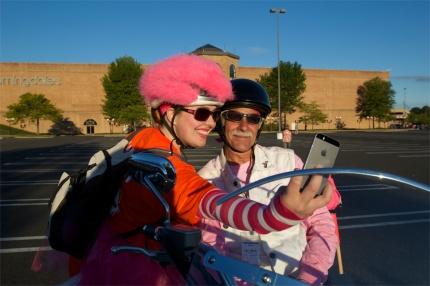 susan g. komen 3-Day breast cancer 60 mile walk blog friends