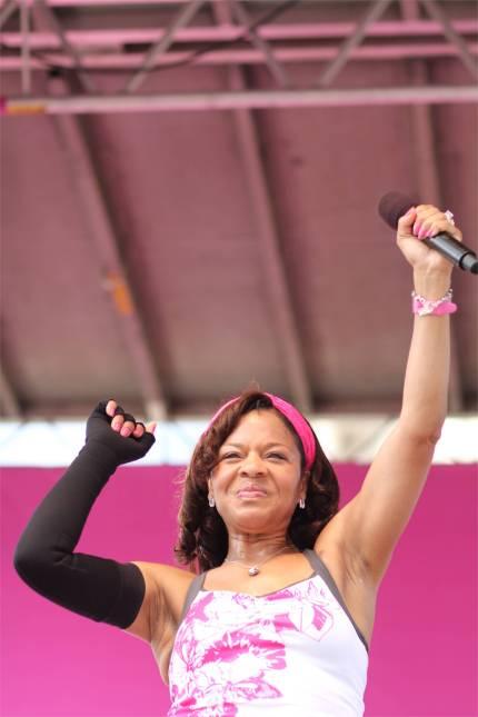 susan g. komen 3-day breast cancer 60 mile walk blog sheri prentiss