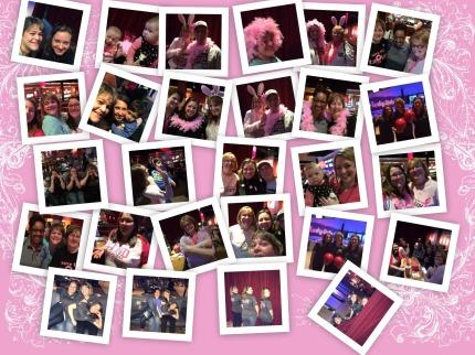 susan g. komen 3-Day breast cancer walk blog 60 miles meet-up michigan