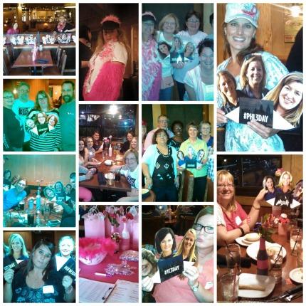 susan g. komen 3-Day breast cancer walk blog 60 miles meet-up arizona