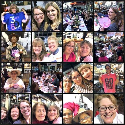 susan g. komen 3-Day breast cancer walk blog 60 miles meet-up chicagoland