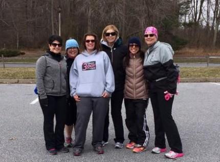 susan g. komen 3-Day breast cancer walk blog 60 miles meet-up philadelphia