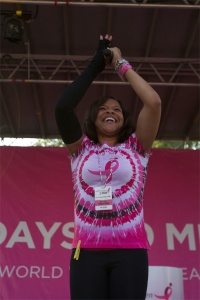 susan g. komen 3-Day breast cancer walk blog dr sheri products