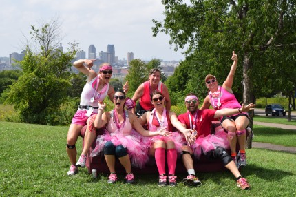 susan g. komen 3-Day breast cancer walk blog twin cities 2015 route