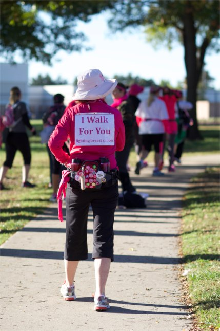 susan g. komen 3-day breast cancer walk blog